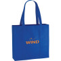Custom Logo Willow Shopper Tote Bag