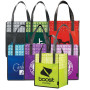 Custom Printed Laminated Non-Woven Big Grocery Tote