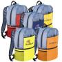Custom Printed Sea Isle Insulated Backpack