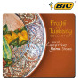 "Bic® 1/4"" Full Color Mouse Pad"
