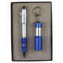 Custom Stylus Pen & LED Flashlight/Bottle Opener Gift Set