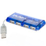 Imprintable Mini USB 4-Port Hub 1.1