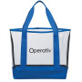 Logo Clear Casual Tote Bag