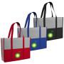 Monogrammed Shopping Bag