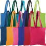 Printed Colored Economy Tote