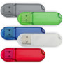 8GB Transparent USB Drive
