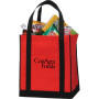 Monogrammed Apollo Grocery Tote