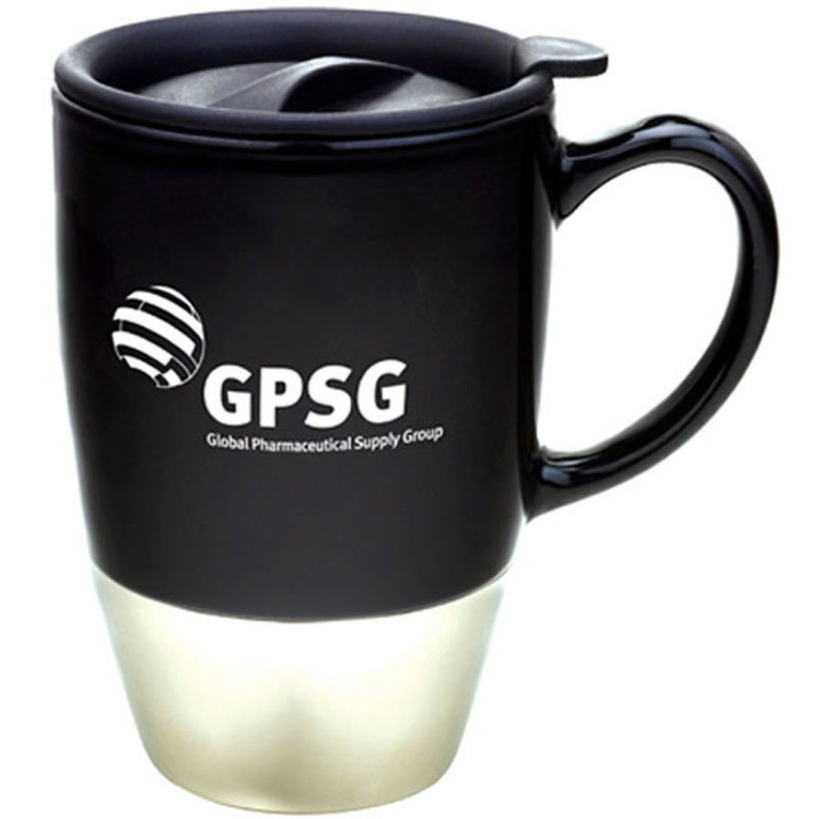 15 oz. Promotional Ceramic Mug