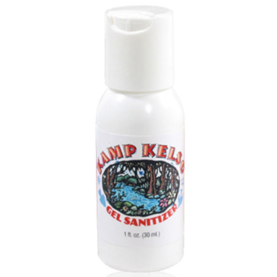 1.0 oz Promotional Gel Sanitizer