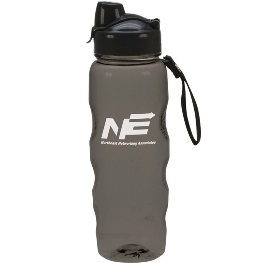 22 oz. Plastic Sports Bottle - Group