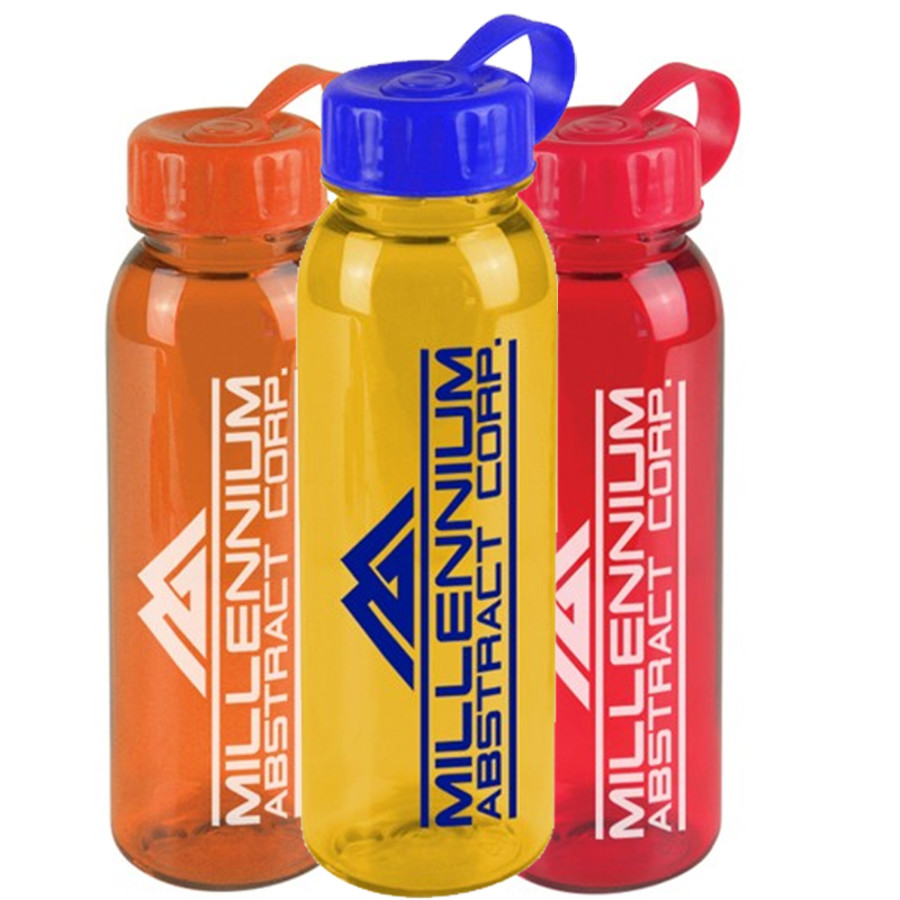 Printed 24 oz. Poly-Pure Outdoor Bottle