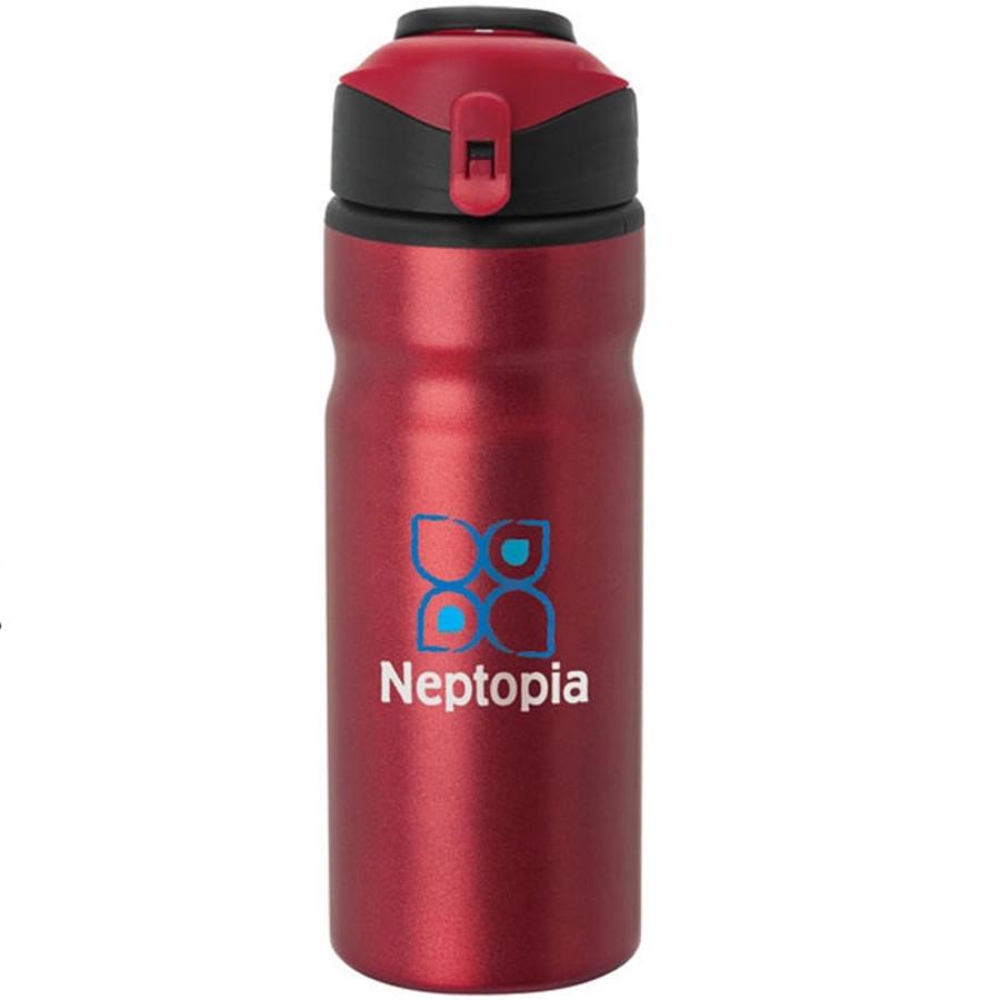 24 oz. Sport Cap Aluminum Water Bottle