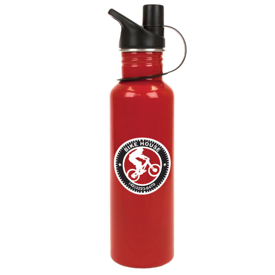 25 oz. Promotional Stainless Steel Bottles - Group