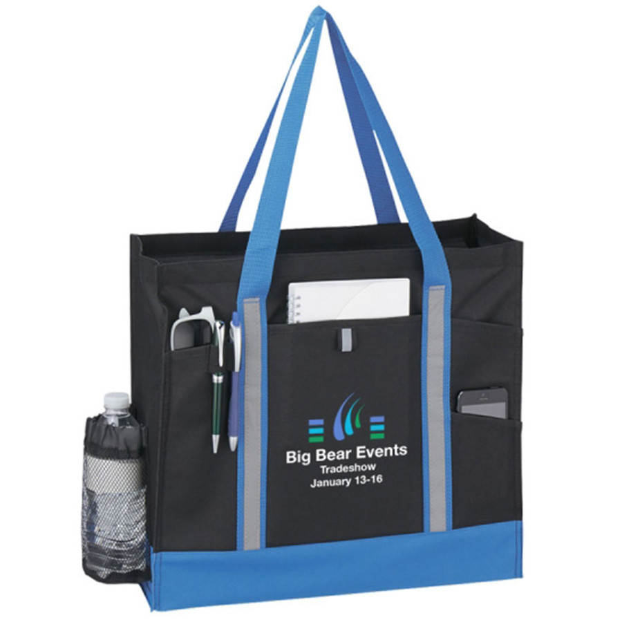 Personalized The Big Event Tote