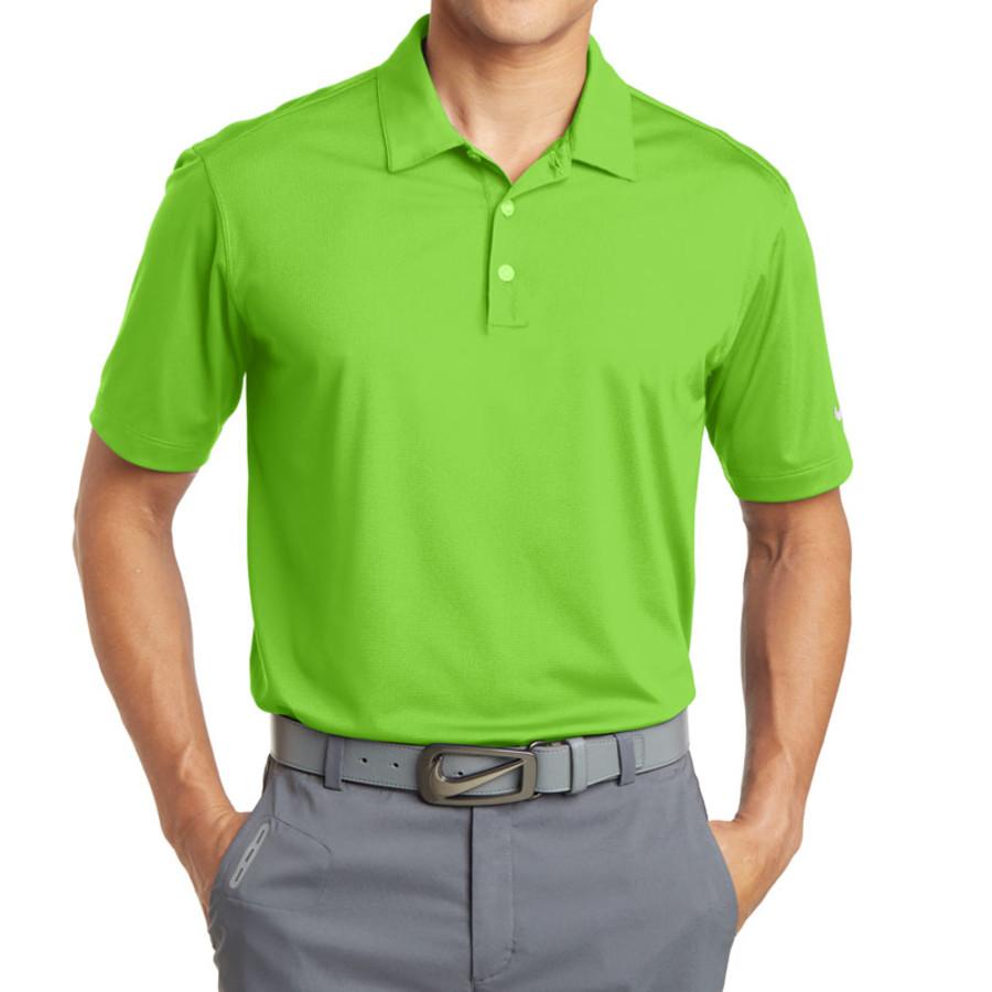 Nike Golf Dri-FIT Vertical Mesh Polo (Apparel)
