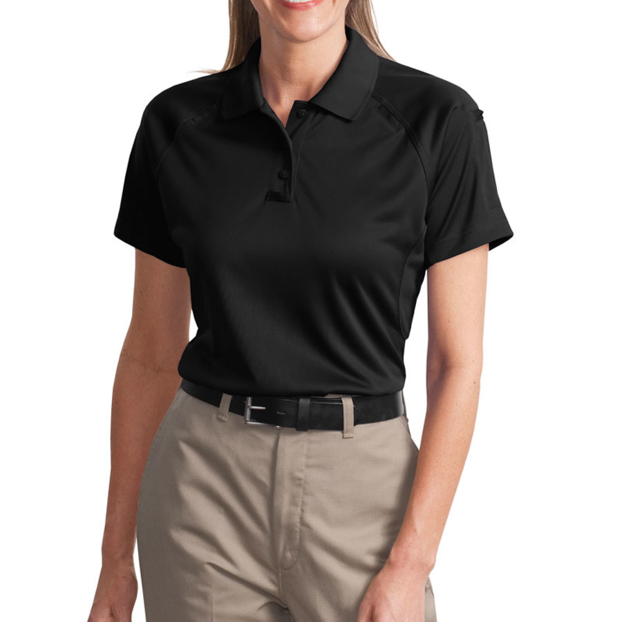 CornerStone - Ladies Select Snag-Proof Tactical Polo (Apparel)