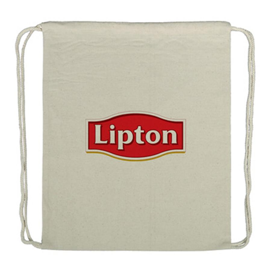 Custom Cotton Drawstring Bag