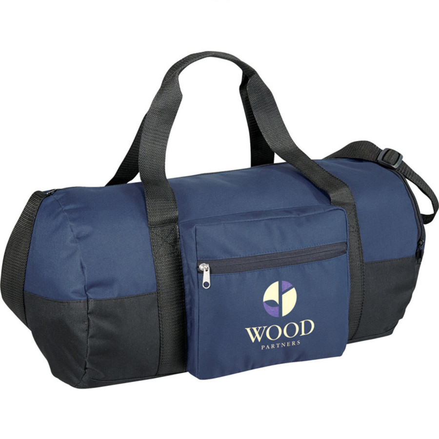 Custom duffel bags