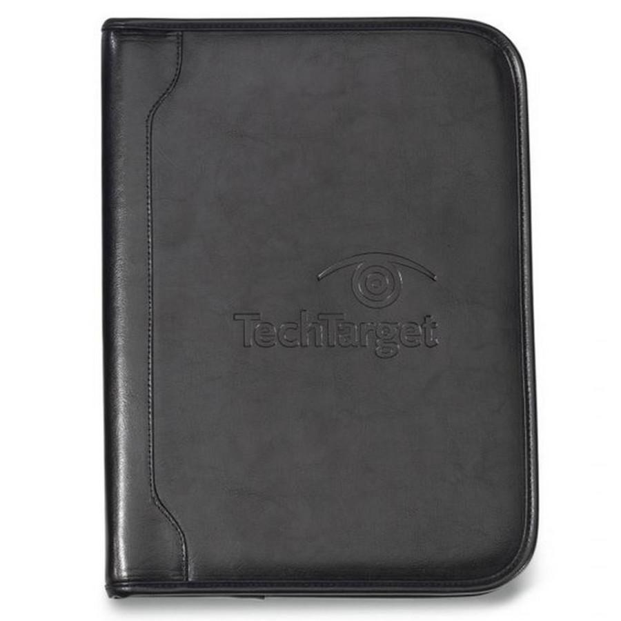 Custom Imperial Leather E-Padfolio