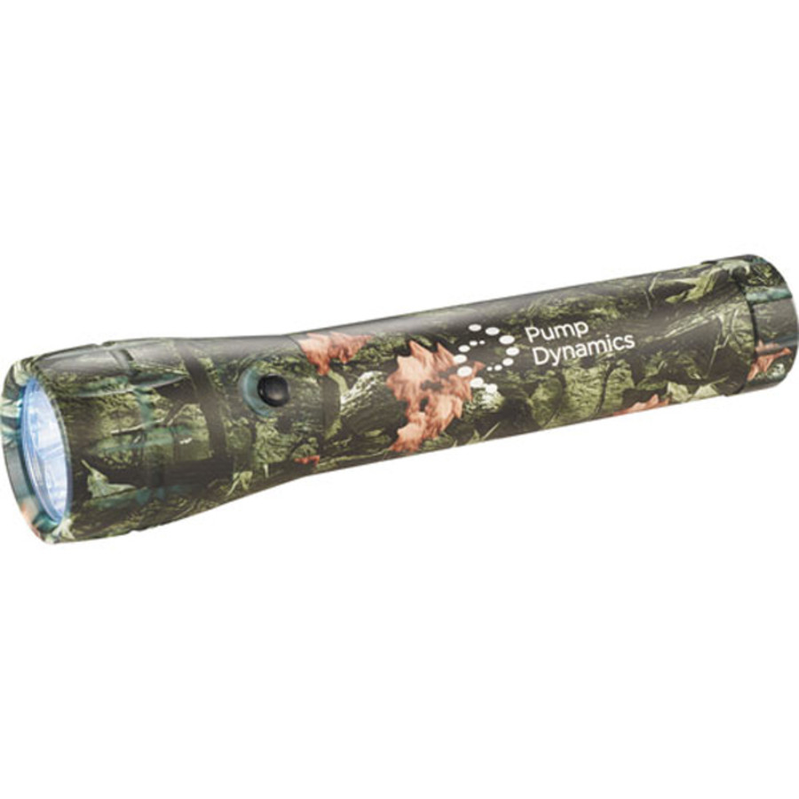 Custom Logo Hunt Valley Heavy Duty Flashlight