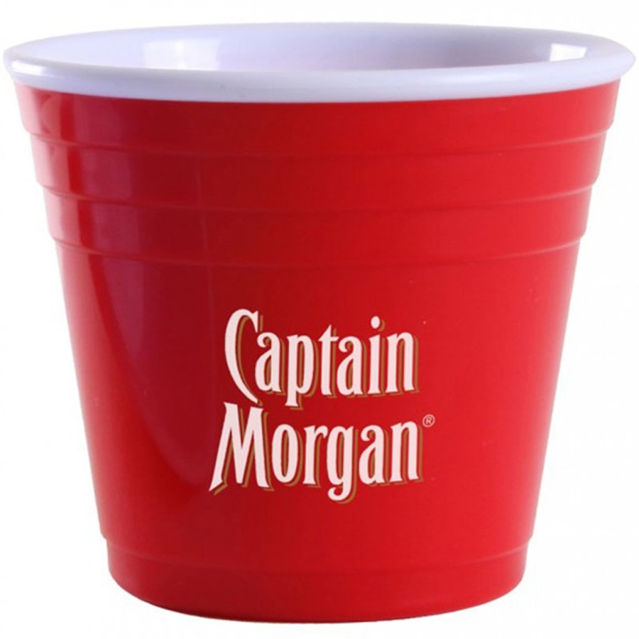 Custom Red Party Shot Cups