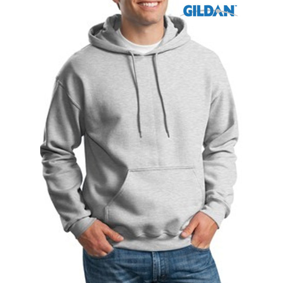 Custom Gildan Hooded Sweatshirt