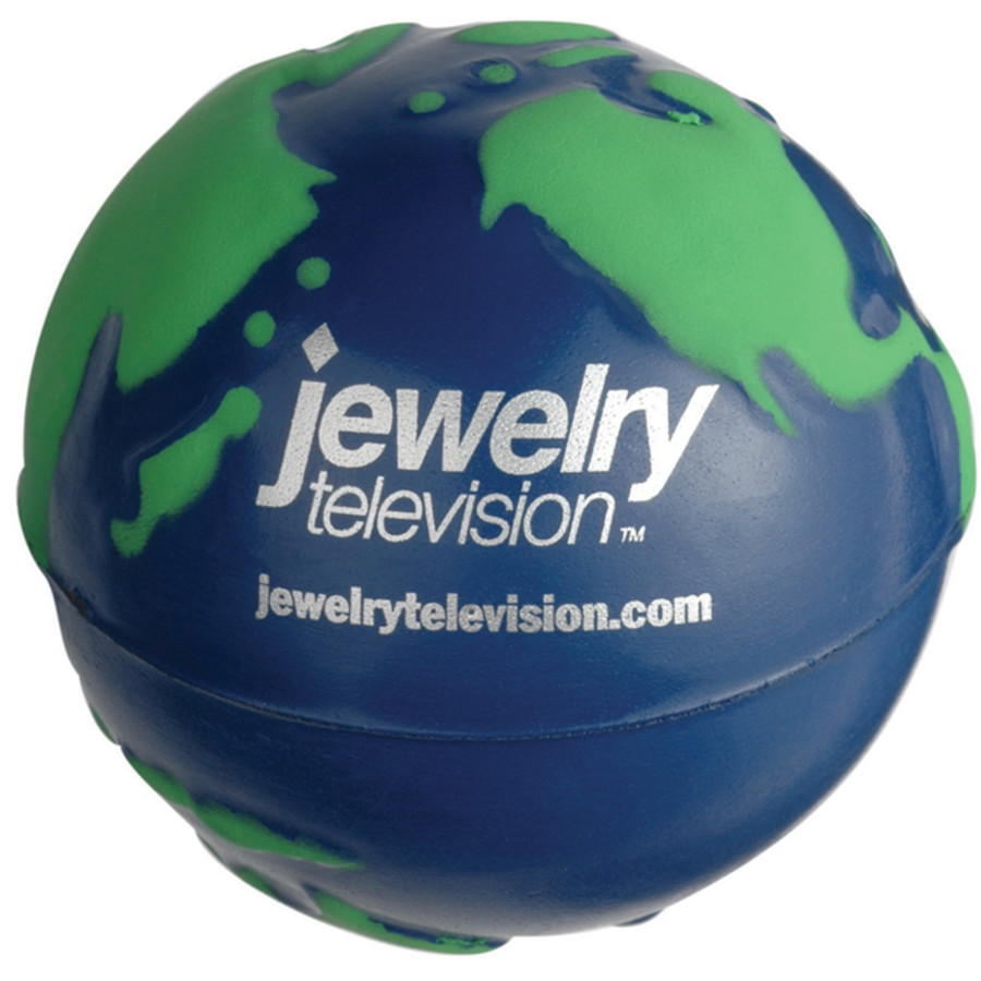 Promotional Global Stress Ball