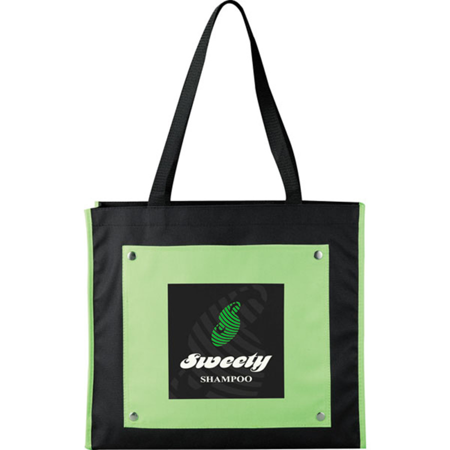 Customizable Snapshot Meeting Tote