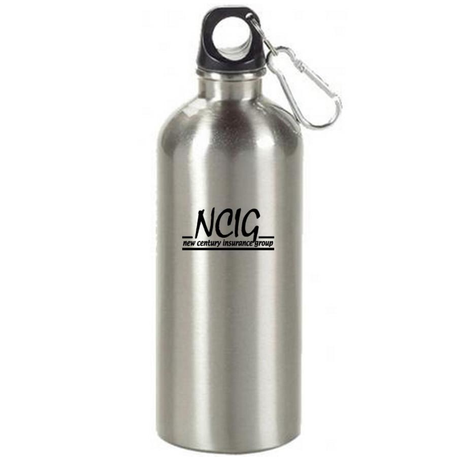 Customizable 20 oz Stainless Steel Sports Bottle