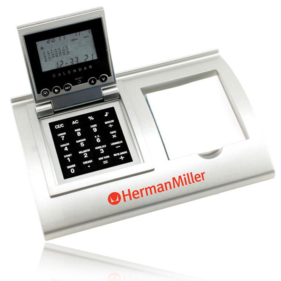 Customized Compact Desk Set Calculator