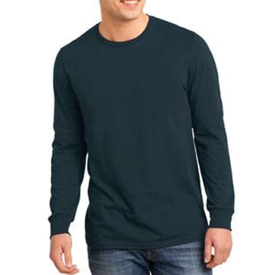 District Young Mens Concert Tee Long Sleeve