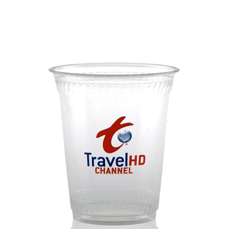 12 oz Clear Greenware Cups
