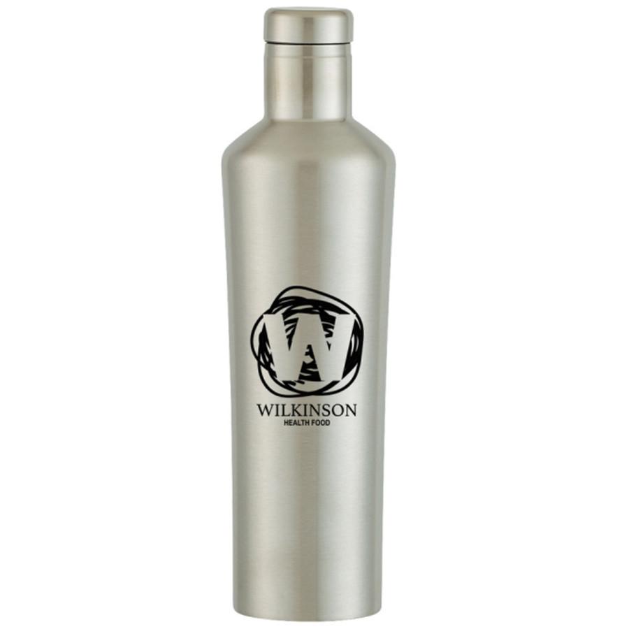 17 Oz. Glass Teardrop Bottle