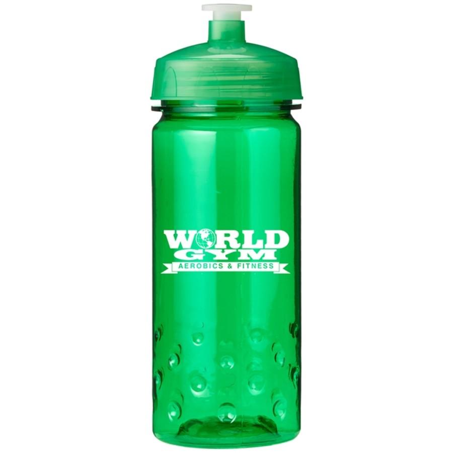 Promo 16 oz. Poly Sure Bottle