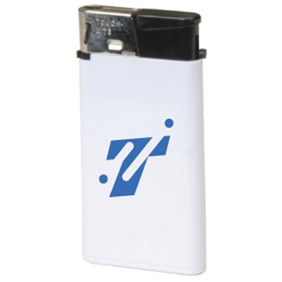 Custom Logo Tall 'N Slim Electronic Lighter