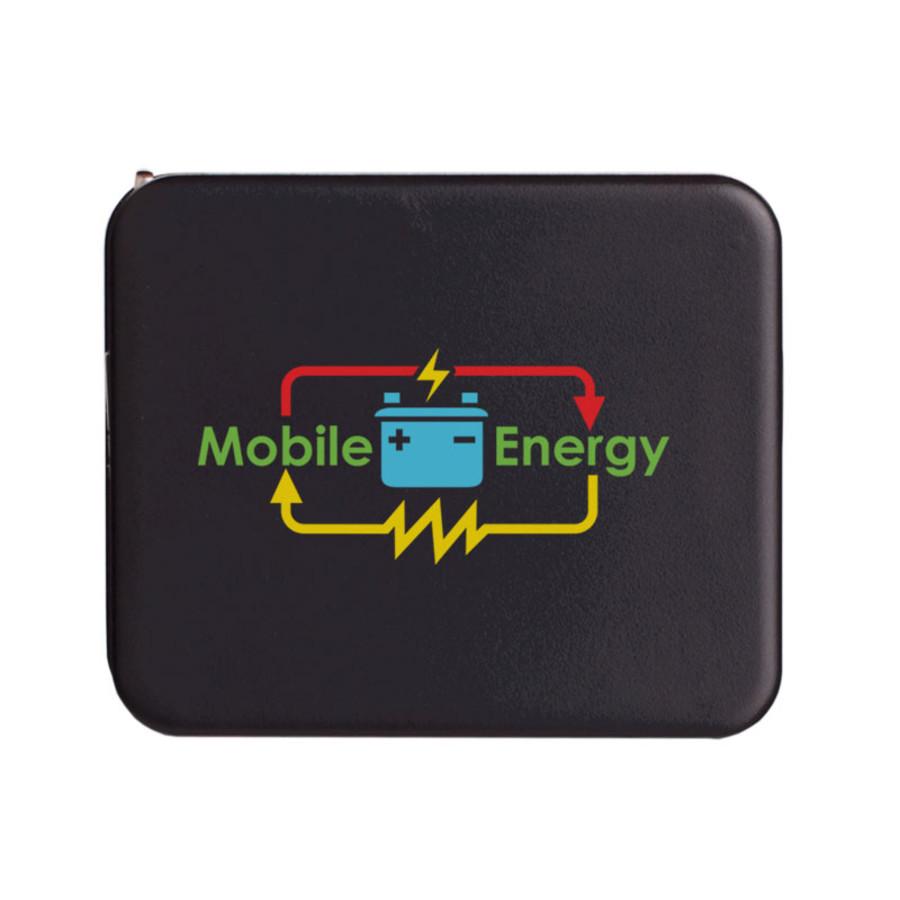 Retractable Dual Charging Cord