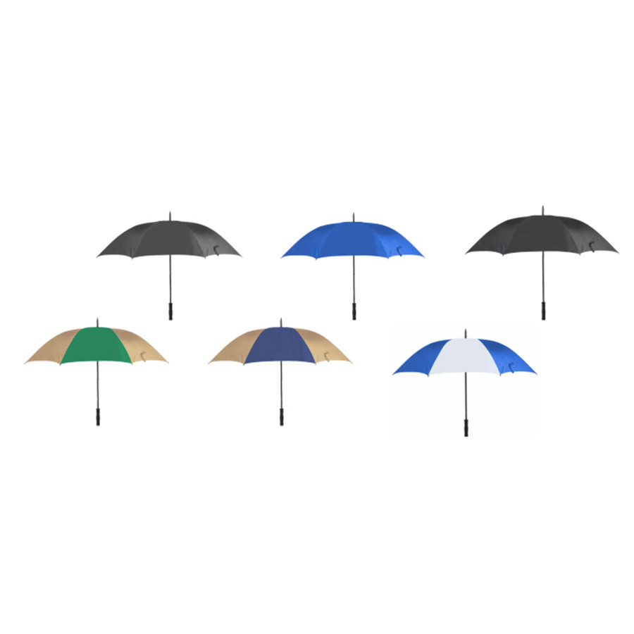 "Imprinted 60"" Arc Ultra Lightweight Umbrella"
