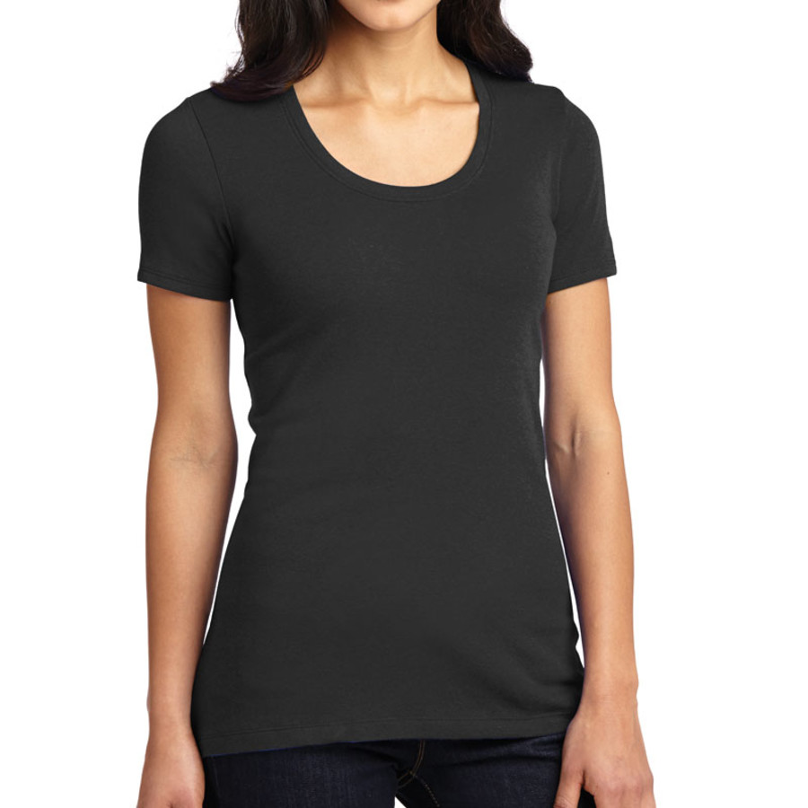 Port Authority Ladies Concept Stretch Scoop Tee (Apparel)