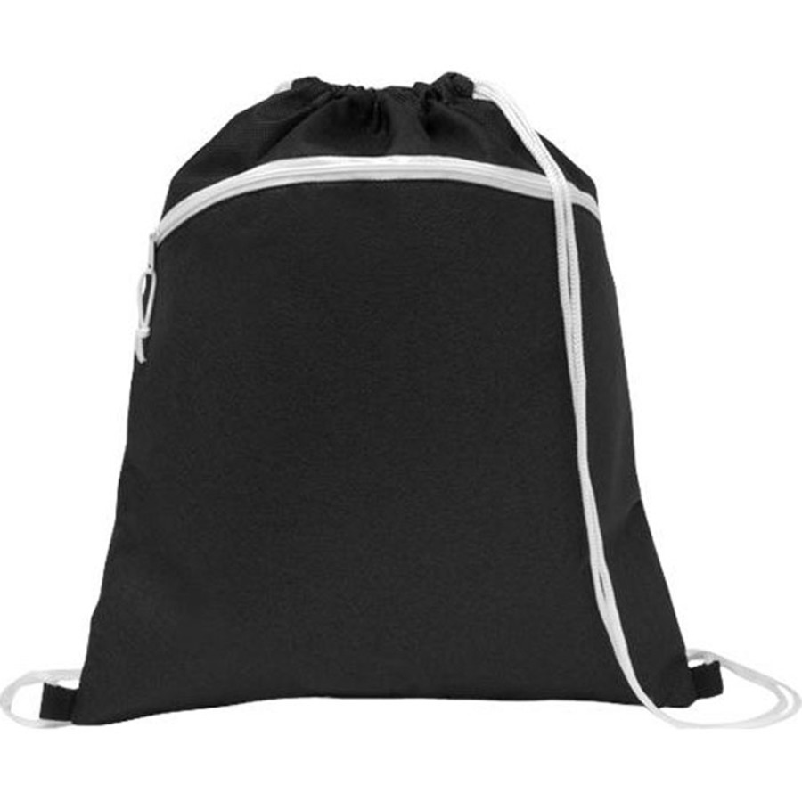 Logo Poly Pro Sport Pack with Curve Zipper