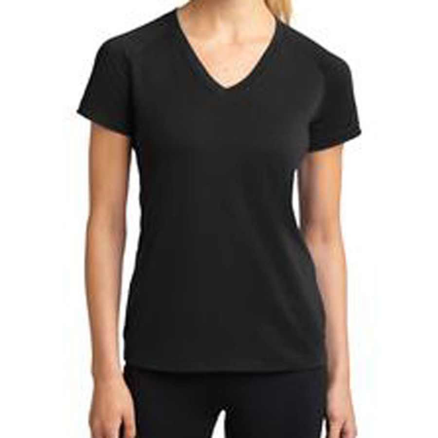 Sport-Tek Ladies Ultimate Performance V-Neck (Apparel)