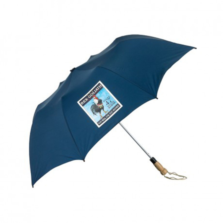 "Monogrammed Golf Size 58"" Arc Umbrella"