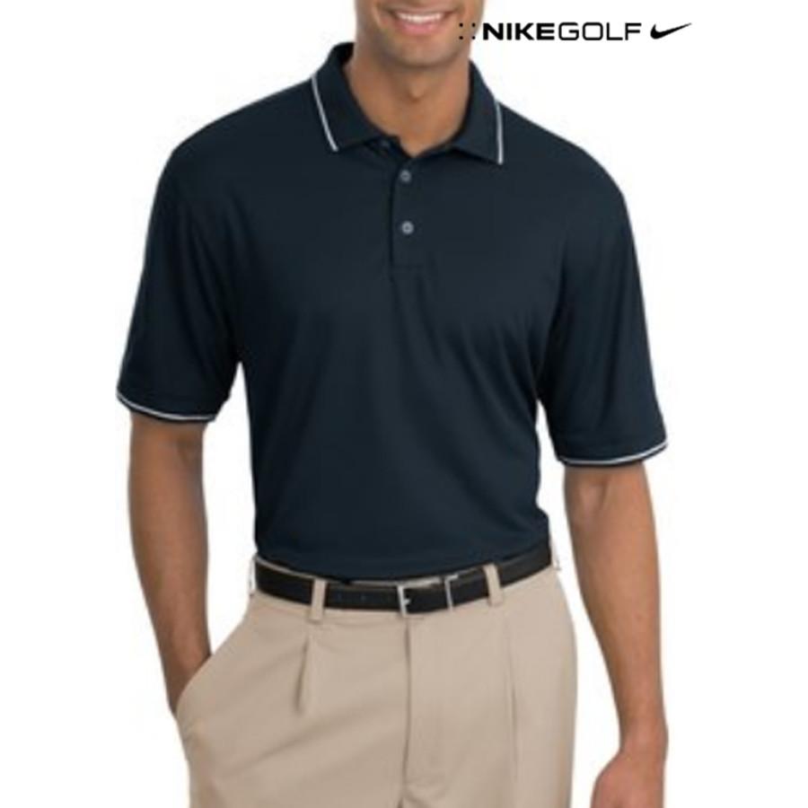 Nike Golf Dri-FIT Classic Tipped Polo