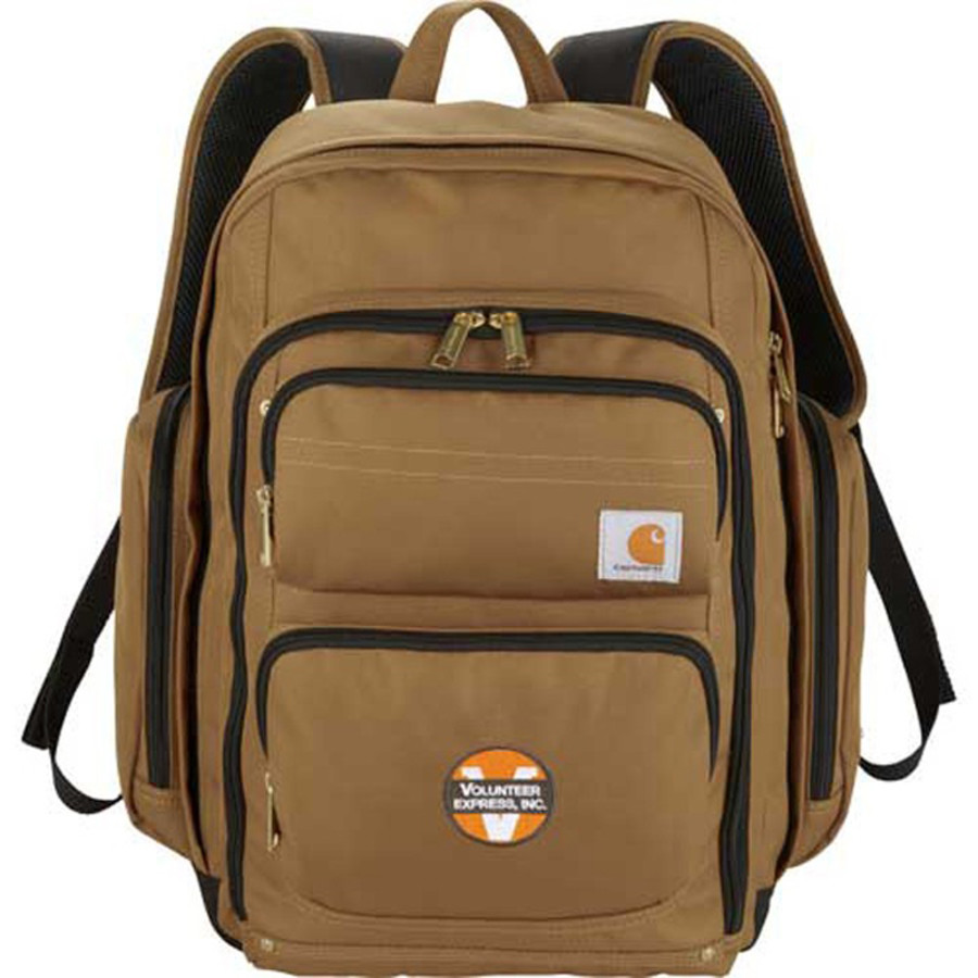 Printed Carhartt Signature Deluxe Work Compu-Backpack