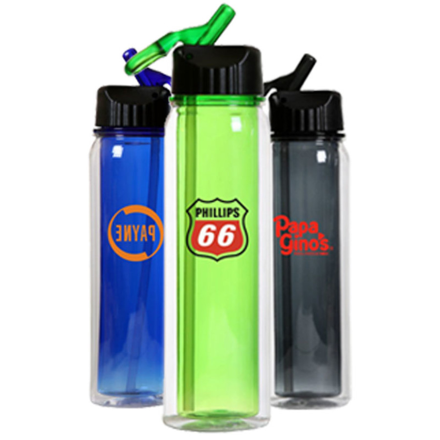 Printed Darien Insulated Tritan Water Bottle