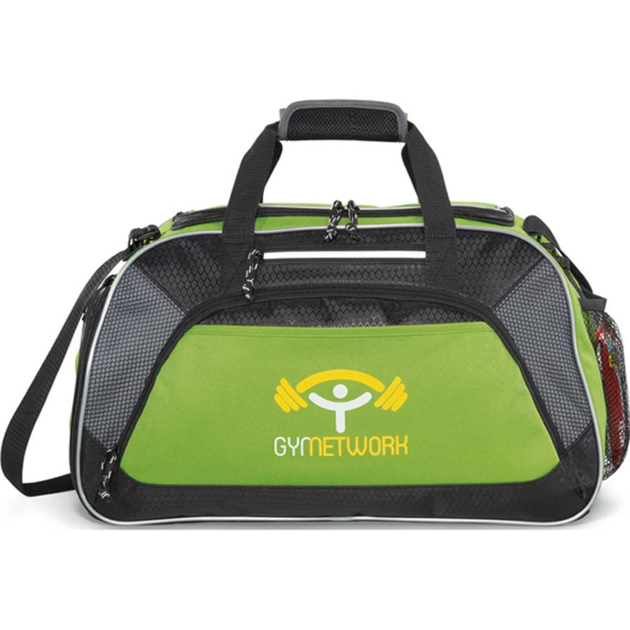 Printed Squad Sport Bag