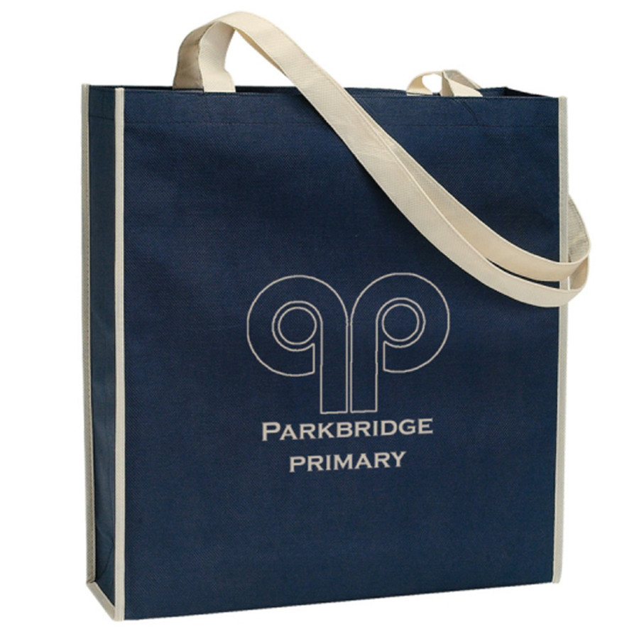 Promo Non-Woven Convention Tote Bag
