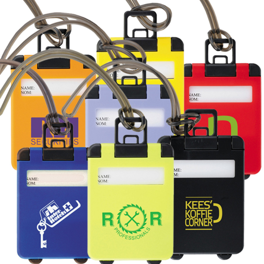 Promotional Taggy Luggage Tag