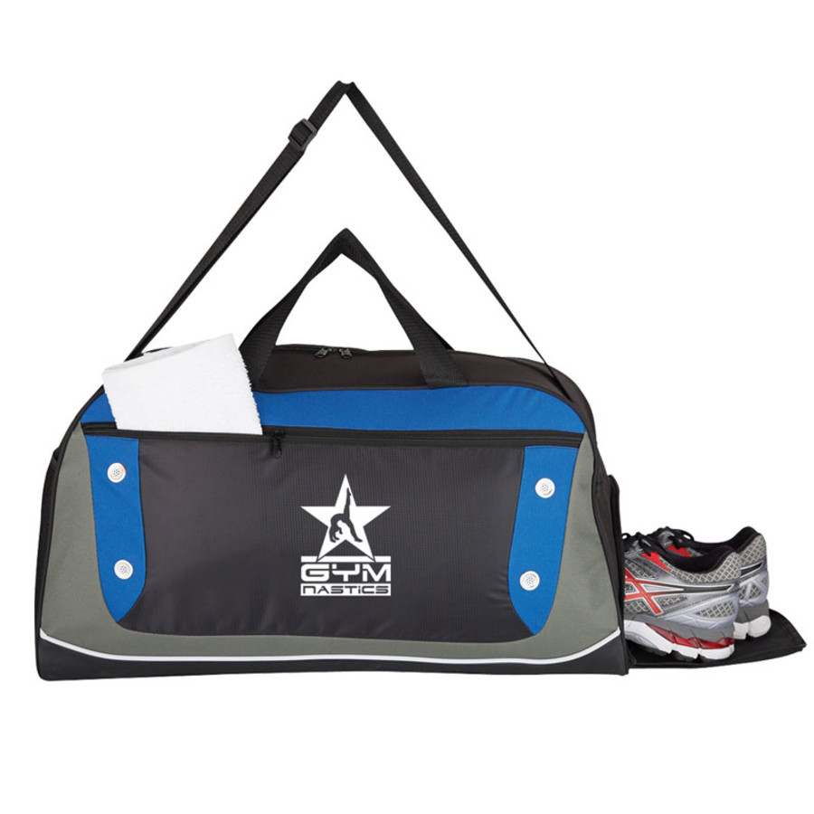 Promotional World Tour Duffel Bag