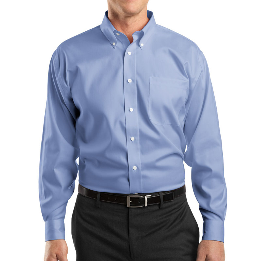 Red House - Non-Iron Pinpoint Oxford (Apparel)