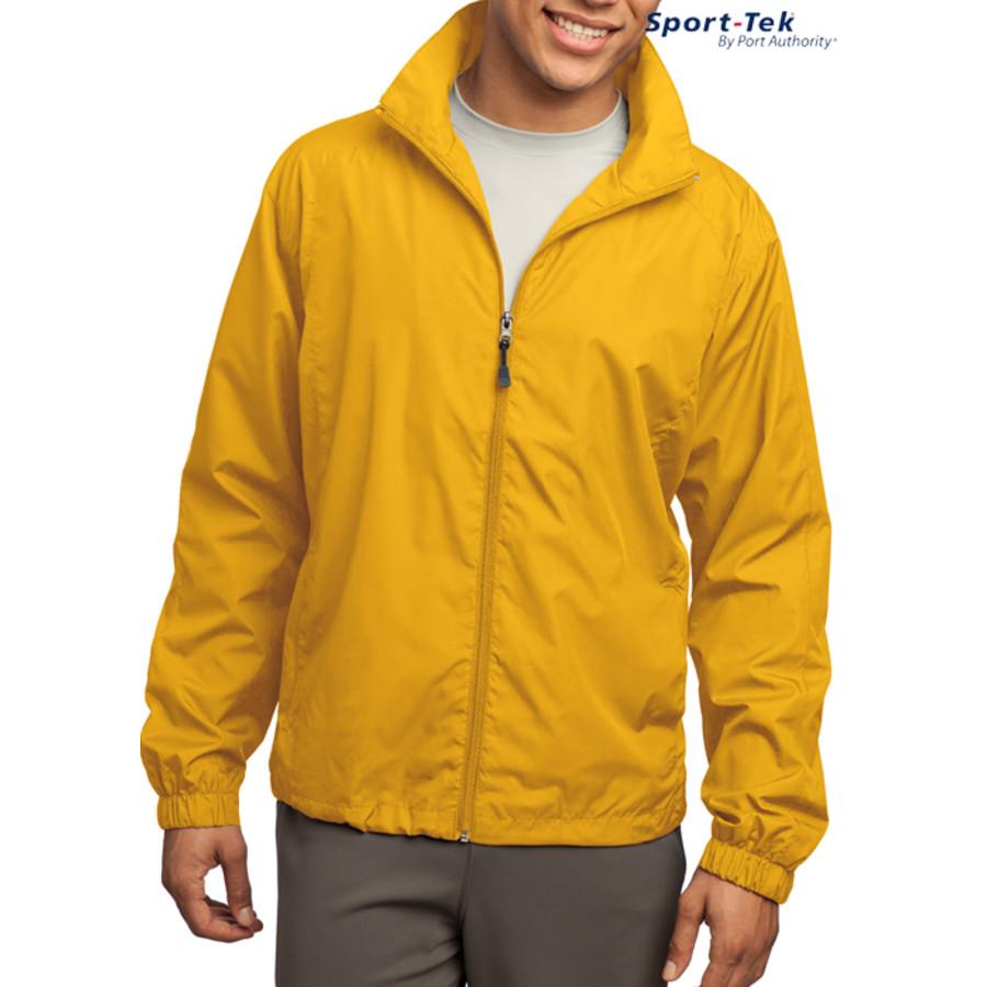 Sport-Tek Full-Zip Wind Jacket